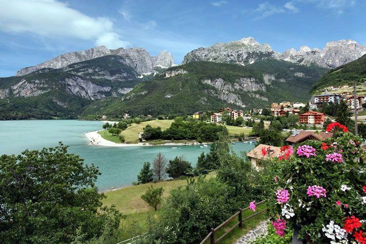 Soggiorno in montagna Lago di Molveno durata 8 giorni dal ...