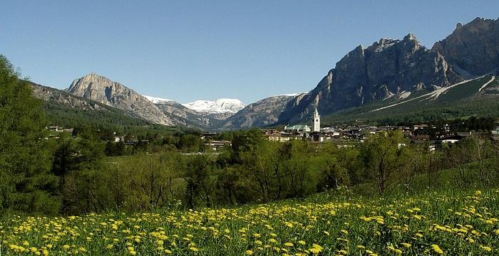 Soggiorno in montagna cortina d 39 ampezzo for Soggiorno montagna