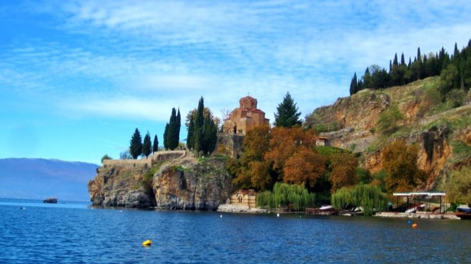 Week end Il Lago di Ohrid